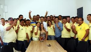 CACIMBA 300x171 - Prefeito, vice-prefeito, ex-prefeito e oito vereadores do PMDB de Cacimba de Dentro aderem a Cássio