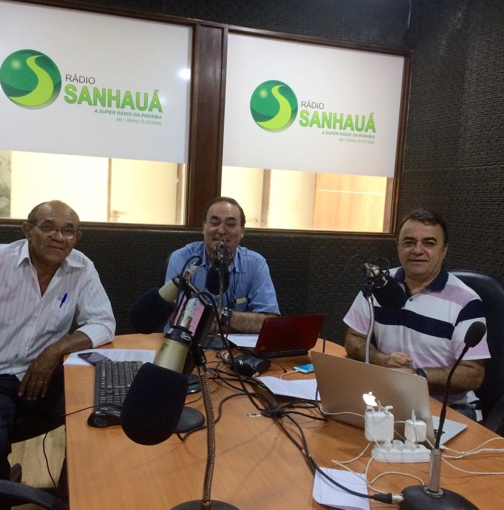 Debate 24 1013x1024 - Rádio Sanhauá: Manchetes do 'Debate Sem Censura' desta sexta-feira