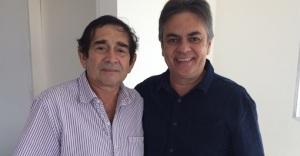 João Batista e Cássio 300x156 - PREFEITO DE CAAPORÃ, DO PMDB, ADERE À CANDIDATURA DE CÁSSIO NESTE SEGUNDO TURNO