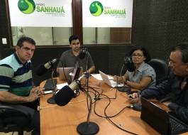 'Hora do Rush': Leila Fonseca e vereador Faca Cega anunciam apoio à Cássio Cunha Lima