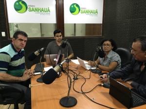 Rush 10 300x225 - 'Hora do Rush': Leila Fonseca e vereador Faca Cega anunciam apoio à Cássio Cunha Lima