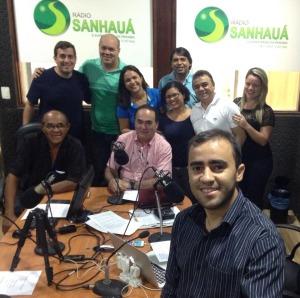 "SANHUAÁ 300x298 - Manchetes de hoje do ""Debate sem Censura"" na rádio Sanhauá"