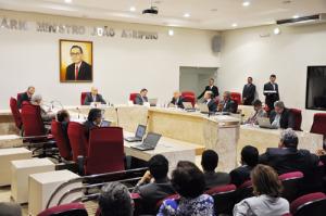 TCE Auditorio 300x199 - Prefeituras gastaram R$ 518 milhões com pagamento de codificados