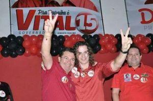 Vital Veneziano 300x199 - PMDB sai fortalecido da eleição na Paraíba elegendo o Senador e maiores bancadas na Câmara e na Assembleia