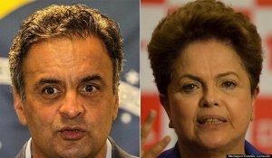aéciodilma 300x175 - Aécio Neves e Dilma Rousseff estão empatados tecnicamente na primeira pesquisa do segundo turno de Ibope e Datafolha