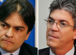 Ricardo e Cássio disputam voto a voto na Paraíba