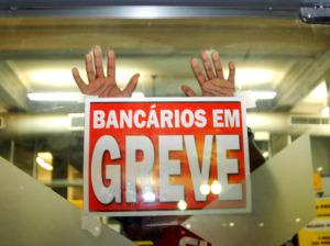 bancarios greve 300x224 - GREVE DOS BANCÁRIOS CONTINUA NA PRÓXIMA SEMANA
