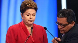 brasil politica debate record presidenciaveis presidente felipe cotrim 20140126 22 size 598 300x168 - Em debate sem agressividade, Dilma deu um banho em Aécio - Por Flávio Lúcio