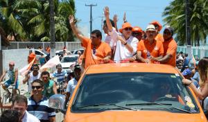 cabedelo 300x176 - Em Cabedelo, Ricardo diz que espera que eleição consolide era de respeito à população