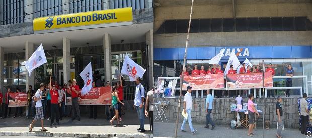 caixabb - Presidente do Sindicato dos Bancários acusa Cícero de mentir sobre atuação do BB e Caixa