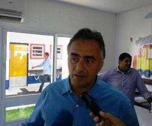 cartaxo a 300x249 - Cartaxo entrega creche e descarta pressão do PT por cargos no Governo de RC