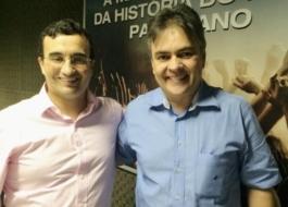 Presidente do Solidariedade na Paraíba ratifica apoio a Cássio no 2º turno das eleições
