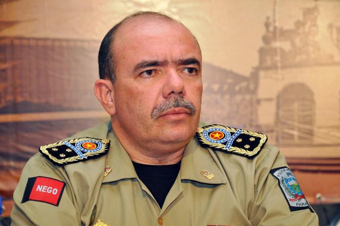coronel chaves - Comandante da PM diz que retorno de policiais dependerá de exames individuais