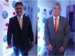 debate cp 300x224 - DEBATE CORREIO: Poucas propostas e muitos ataques entre os candidatos