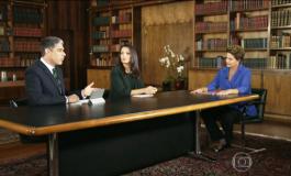 """NA TV GLOBO: REGRAS DO DEBATE COM INDECISOS PERGUNTANDO E ENTREVISTAS DO """"JN"""""""