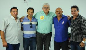 efraim pm 300x176 - Policiais licenciados se reúnem com coordenação de campanha de Ricardo por viabilidade da PEC 31
