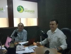 foto debate 2 300x227 - Manchetes do 'Debate Sem Censura' da Rádio Sanhauá nesta terça-feira