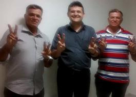 Ex-prefeito e vereador de Mogeiro retiram apoio a Cássio e aderem à reeleição de Ricardo