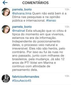 marina 250x300 - Primeira dama diz que alianças de Dilma são oportunistas, sugere voto em Aécio e é questionada sobre voto para governador