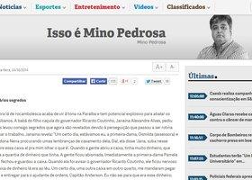 mino pedrosa - Jornal de Brasília revela denúncia de ex-funcionária da Granja Santana