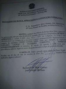 patos 225x300 - Justiça Eleitoral manda apreender motorista e carro de campanha do PSB