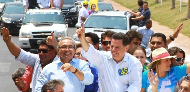 perillo - Marconi Perillo (PSDB) se reelege e vai governar Goiás pela quarta vez