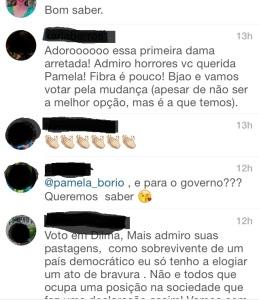 pragovernador 259x300 - Primeira dama diz que alianças de Dilma são oportunistas, sugere voto em Aécio e é questionada sobre voto para governador