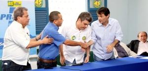 pros 300x145 - Em Campina Grande, Pros vai apoiar candidatura de Cássio