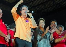 PT/PB LEVA CAMPANHA DE DILMA E RICARDO PARA A BORBOREMA, BREJO E CURIMATAÚ