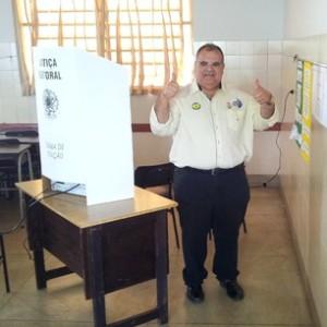 romulo 300x300 - Vice-governador Rômulo Gouveia vota em Campina Grande