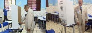 """sarney 300x107 - Vídeo: Sarney nega voto em Aécio: """"Foi sórdida montagem"""""""