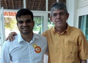 sobrinho lucena 300x214 - Mais um sobrinho de Cícero Lucena anuncia apoio à reeleição de Ricardo Coutinho