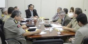 tre 300x152 - Presidente do TRE reúne forças de segurança para definir ações do segundo turno das eleições