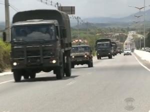 tropas federais 300x225 - Tropas federais já estão em Campina Grande para garantir segurança em pleito