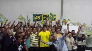 ulrima ade 300x168 - Candidato a deputado estadual Pedro Ruffo adere a Cássio neste segundo turno