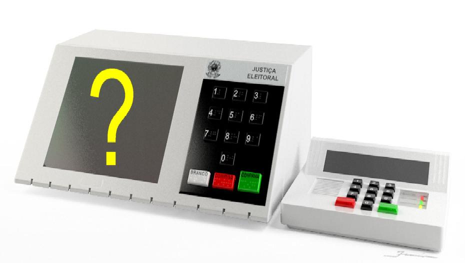 urna1 - Urna eletrônica, confiar ou não confiar? Eis a questão!