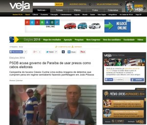vejapb 300x254 - NA VEJA: CÁSSIO ACUSA RICARDO DE USAR PRESOS COMO CABOS ELEITORAIS
