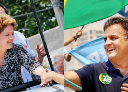 Vox Populi indica Dilma à frente de Aécio, mas empate técnico persiste