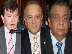 20141125111601 03 - RATIFICANDO: João Henrique, Edmilson Soares e Branco Mendes confirmam apoio a Galdino