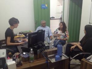 46777af8 93c6 48f3 a926 989a121e4b45 300x225 - ALPB se reúne com representantes da UEPB para discutir sobre cursos do Proquale