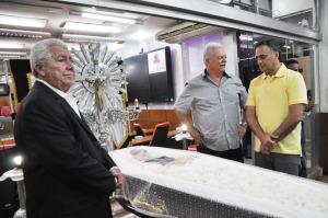 ADEUS 300x199 - Luciano Cartaxo participa do adeus a Cabral Batista na Câmara Municipal