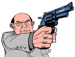 Anacleto Paraíba Latuff 300x227 - O CHUMBO GROSSO SAIU DA ARAPUAN: Anacleto Reinado é o terceiro demitido