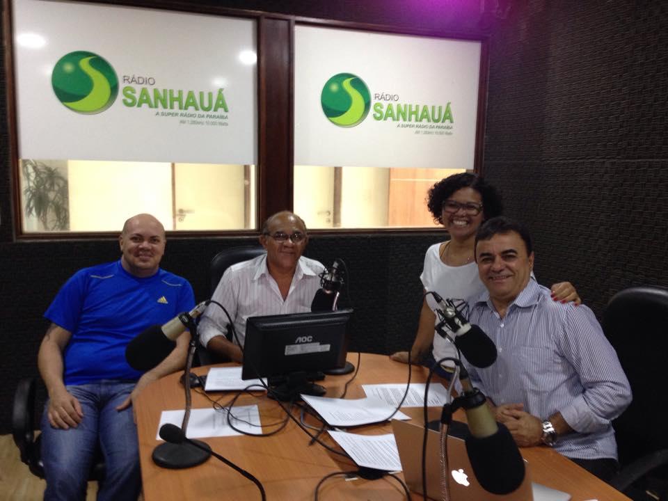 DEBATE 10 - Manchetes do Debate Sem Censura da Rádio Sanhauá desta segunda-feira