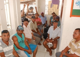 Postos de Saúde de Alhandra ficam lotados durante ação de Novembro Azul nesta quarta