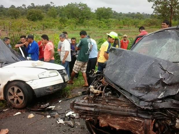 acidente araruna - Vereador e outras cinco pessoas morrem em acidente
