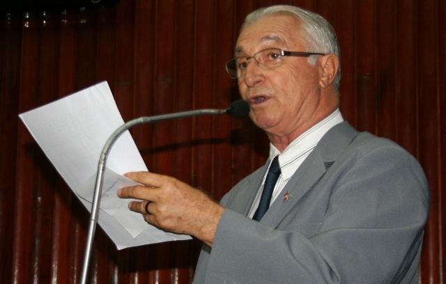 frei anastácio - Frei Anastácio diz que Cartaxo deve cuidar da Prefeitura de JP e 'deixar os deputados em paz'