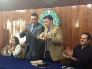 image1 300x225 - Presidida por Raniery Paulino, FUG-Paraíba recebe homenagem seminário realizado pela OAB