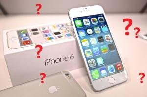 iphone 6 300x199 - iPhone 6 e iPhone 6 Plus: principais dúvidas dos usuários