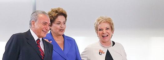 marta suplicy - Demissão de Marta Suplicy precipita saída de ministros do governo Dilma