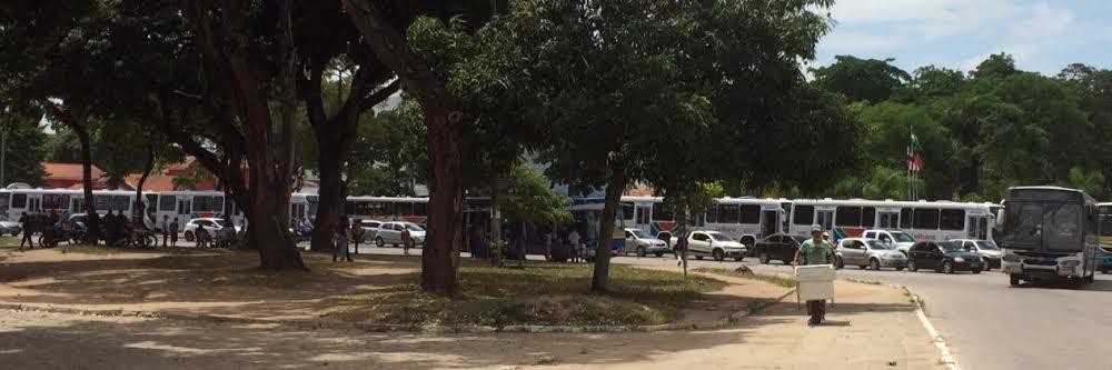 onibus joão pessoa - Prefeito entrega 35 ônibus e afirma não ter prazo para fazer reforma administrativa